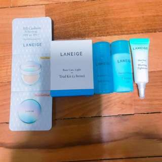 all($2)Laneige Samples