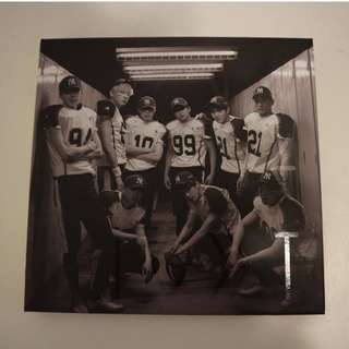 EXO Love Me Right (Repackage)