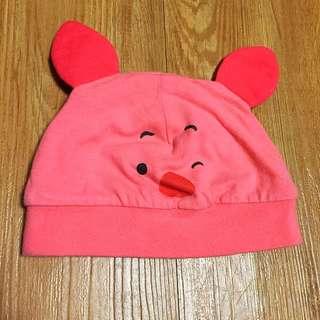 🚚 迪士尼 小熊維尼 麗嬰房 小豬帽子