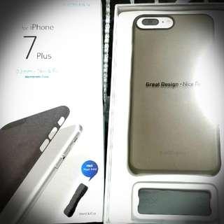 6折❌Momax iPhone 7 Plus 0.3mm Membrane Case - Matt Black