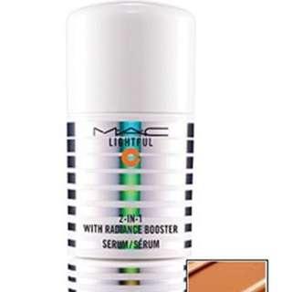 Mac lighful 2 in 1 (tint and serum) Medium plus