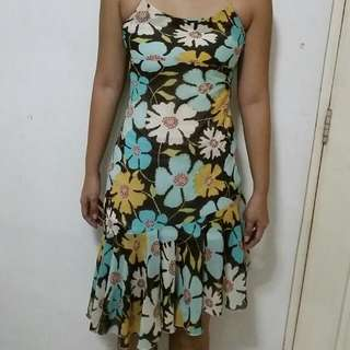Floral Dress ( Small Size)