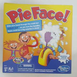 Original Pie Face