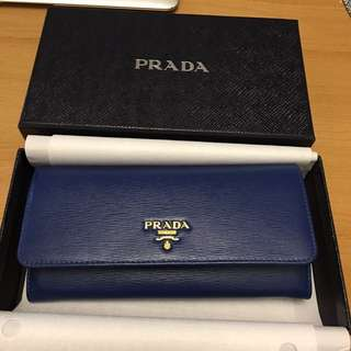 Prada wallet brand new