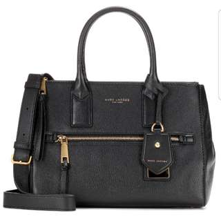 包郵$3580 Marc Jacobs Recruit leather tote 原價$4590