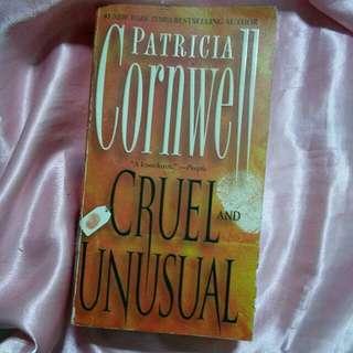 Cruel and Unusal Patricia Cornwell