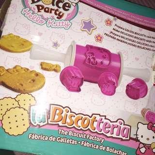 Cetakan Biskuit Hello Kitty