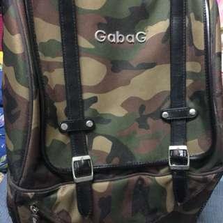 GabaG bagpack Calmo Army
