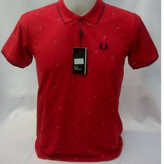 [Fred Perry] Polo Shirt for Men