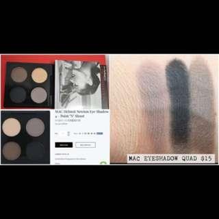 Mac gift sets(brow kit set, eyeshadow kit, smashbox lipstick set, mac lipstick set)