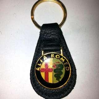Keychain Alfa Romeo (Ori From Italy 1998)