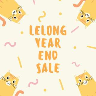 LELONG YEAR END SALE FOR IPHONE 12/DEC!