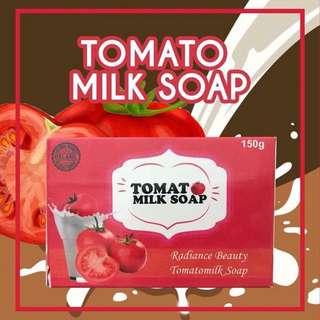 Tomato Milk Soap