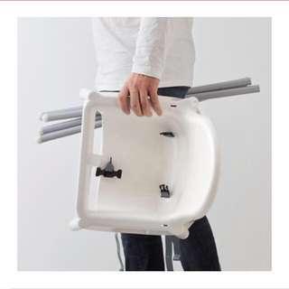 Ikea feeding chair high chair baby chair