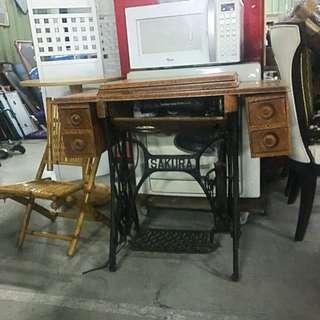 [Mitty's] 古董 裁縫車 裁縫機