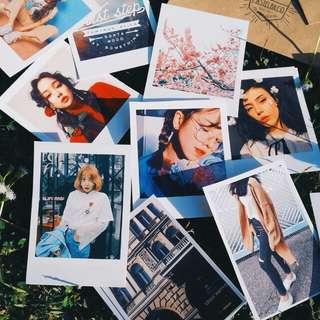 Polaroid 50pcs (basic,square-fit,full square)