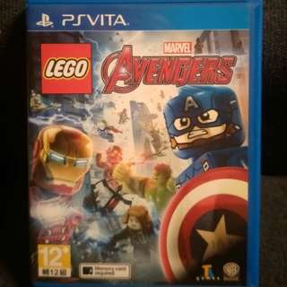 PSVita Lego Marvel Avengers (PS Vita)