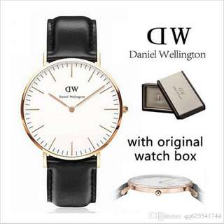 100% Authentic Daniel Wellington | 2 years warranty