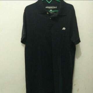 Aeropostale tshirt black
