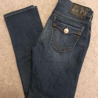 Girl's True Religion Jeans