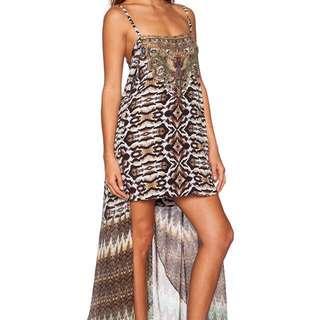 CAMILLA EYASI STILLNESS OVERLAY DRESS SIZE 2