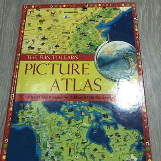 Picture Atlas For Children