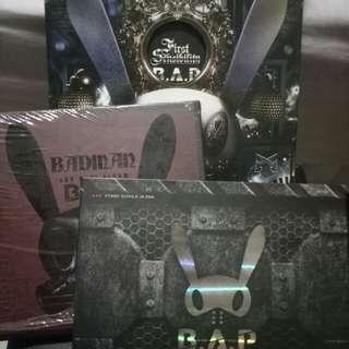 BAP Album / albums