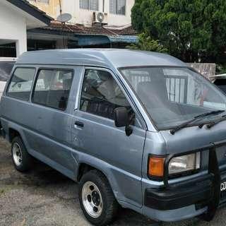 Van Toyota LiteAce 1.5(M)