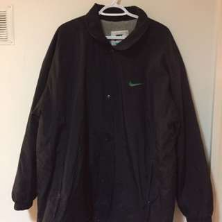 NIKE LONG COAT SHERPA JACKET (FITS M XL)