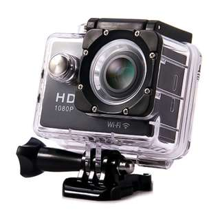 "BRAND NEW:W9 1080P ULTRA HD2"" WIFI SPORTS ACTION CAMERA"