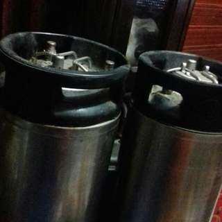 2 set tempat coca cola