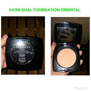 Dual foundation