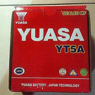 Yuasa YT5A Dry type Batteries