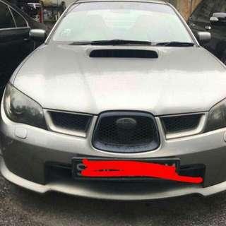 Subaru Impreza version9