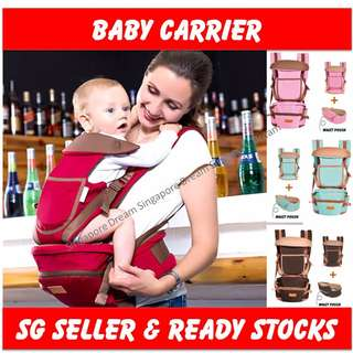 Hip Seat Baby Carrier For Infant Baby Toddler Kids Child Children / Breathable Hipseat Baby Sling
