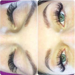 AMAZING $55 SPECIAL UNLIMITED LASH COUNT