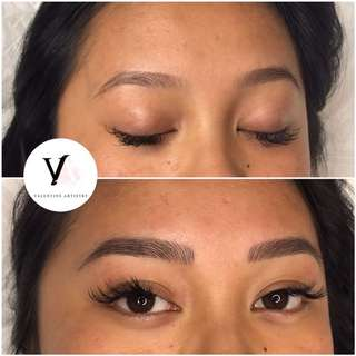 Microblading Feather Touch