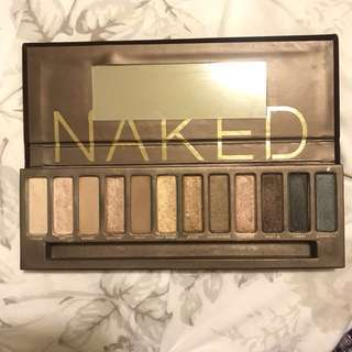 Naked 1 Eyeshadow Palette