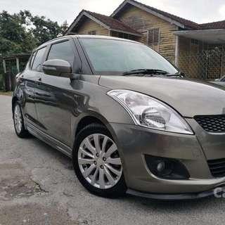 Suzuki 1.4 . Monthly rm500 only (2 years left) 2014