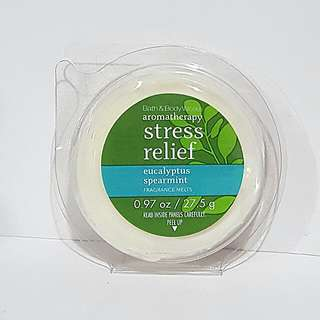 Bath&Body Fragrance Melts: Stress Relief