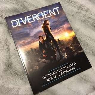DIVERGENT MOVIE COMPANION