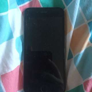 Black iPhone 6