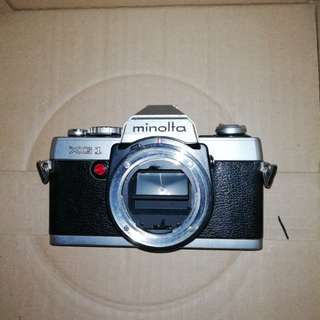 Film camera Minolta xg 1 defective body