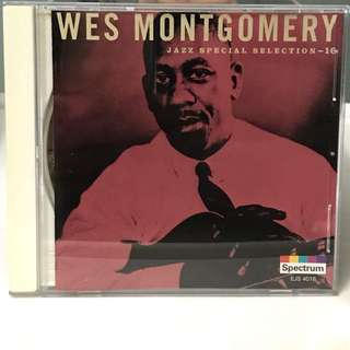 CD 226 Wes Montgomery - Jazz Special Selection (Made In Japan)
