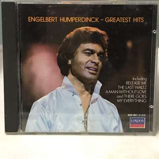 CD 227 Engelbert Humperdinck - Greatest Hits