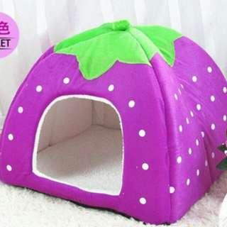 Strawberry Pet House