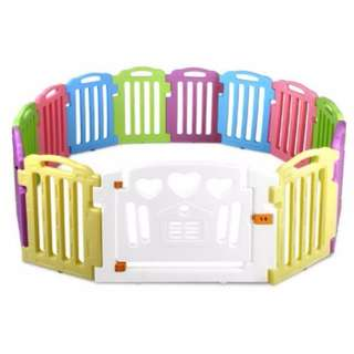 13-Panel Baby Playpen SKU: BP-C-14P