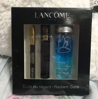 LANCOME RADIANT GAZE SET