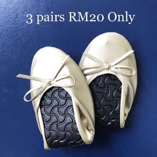 👠3 for RM20! Size 36-41