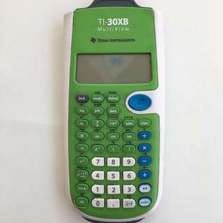 Texas Instruments TI-30XB MultiView Calculator